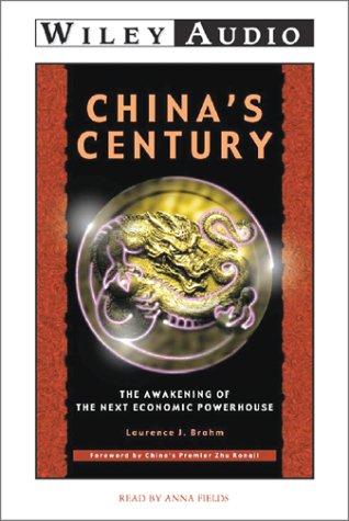 Chinas Century Laurence J. Brahm