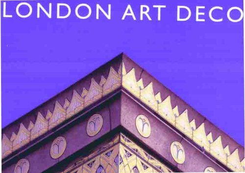 London Art Deco Arnold Schwartzman