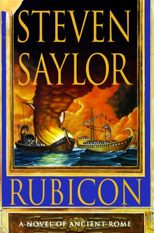 Book Review: Steven Saylor's Rubicon