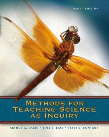 Teaching Science As Inquiry Tsi Aquatic