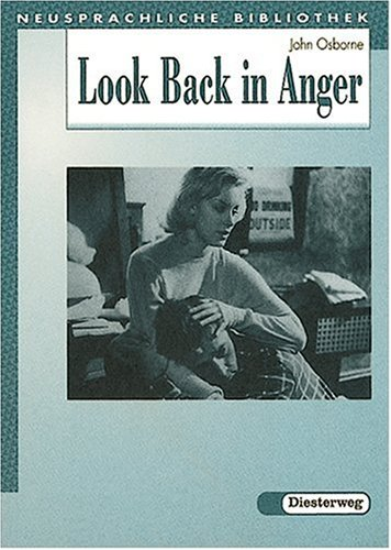the characterization of jimmy in john osbornes play a look back in anger The character of jimmy i plan to deal primarily with the play in an effort to isolate an emotive-imagistic pattern john osborne: look back in anger.