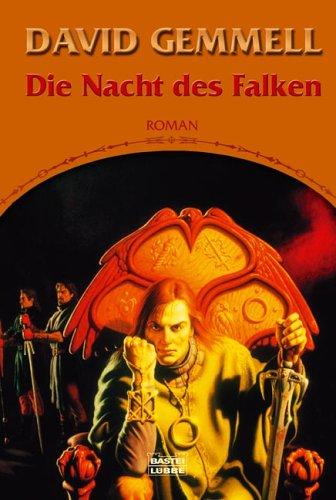 Die Nacht des Falken (Rigante Zyklus, #2) David Gemmell