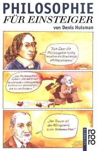 Philosophie Für Einsteiger  by  Denis Huisman