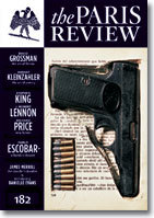 The Paris Review- 182- Fall 2007  by  The Paris Review