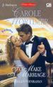 Menjalani Pernikahan (To Make A Marriage) - Bachelor Sisters Book 3  by  Carole Mortimer
