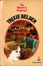 Trixie Belden and the Mystery at Maypenny's (Trixie Belden, #31)