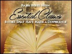 Essential Classics: Books that Have Made a Difference Berel Wein
