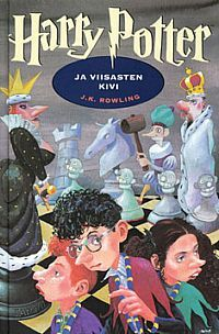 Harry Potter ja viisasten kivi (Harry Potter, #1)