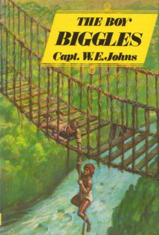 The Boy Biggles W.E. Johns