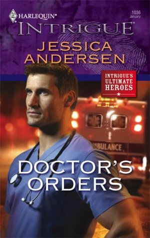 Book Review: Jessica Andersen's Doctor's Orders