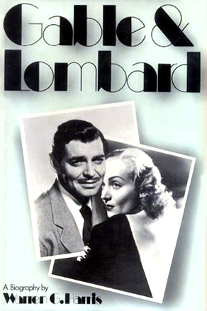 Gable & Lombard  by  Warren G. Harris
