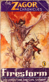 Firestorm (The Zagor Chronicles, #1)