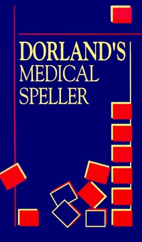 Dorlands Medical Speller Dorland