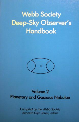 Webb Society Deep-Sky Observer's Handbook Kenneth Glyn Jones