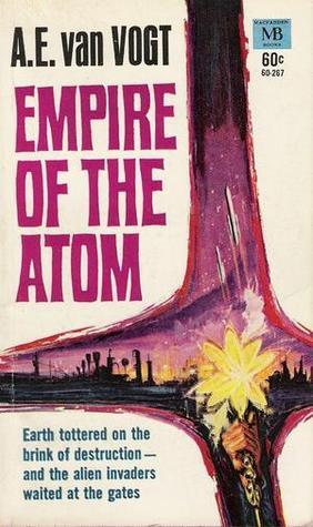 Empire of the Atom A.E. van Vogt