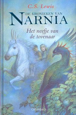 Het neefje van de tovenaar (The Chronicles of Narnia #1)
