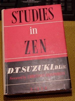 Studies in Zen  by  D.T. Suzuki