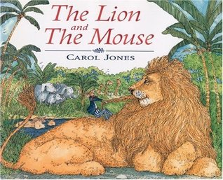 To try about other coloring adult coloring pages and coloring books - The Lion And The Mouse By Carol Jones Reviews