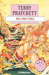 Rechicero (Discworld, #5)  by  Terry Pratchett