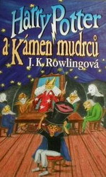 Harry Potter a Kámen mudrců (Harry Potter, #1)