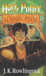 Harry Potter a Ohnivý pohár (Harry Potter, #4)