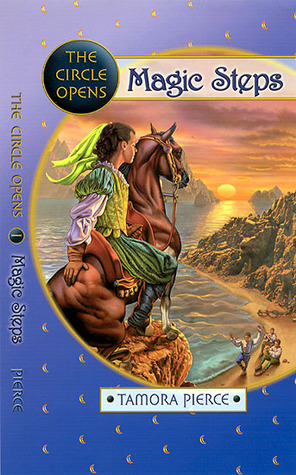 Book Review: Tamora Pierce's Magic Steps