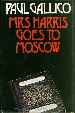 Mrs. Harris Goes To Moscow