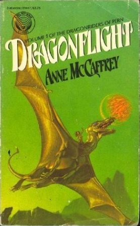 Book Review: Anne McCaffrey's Dragonflight