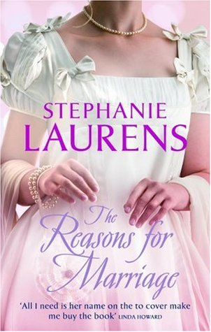 The Reasons For Marriage (Regencies, #5; Lester Family, #1)