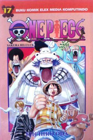One Piece 17: Sakura Hiluluk Eiichiro Oda