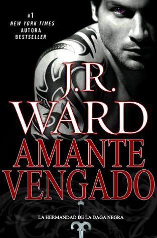 Amante Vengado (La hermandad de la Daga Negra, #7)