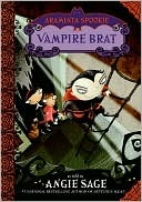 Vampire Brat (Araminta Spookie, #4)