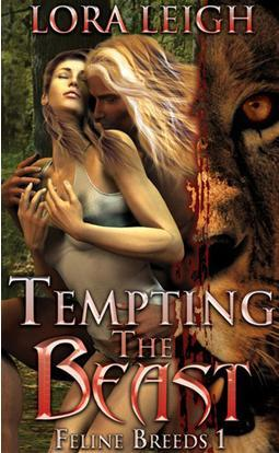 Book Review: Lora Leigh's Tempting the Beast