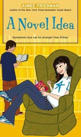 A Novel Idea - Aimee Friedman epub download and pdf download