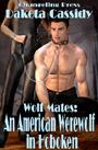An American Werewolf in Hoboken (Wolf Mates, #1)