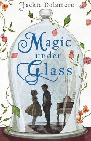 Magic Under Glass by Jaclyn Dolamore book cover image