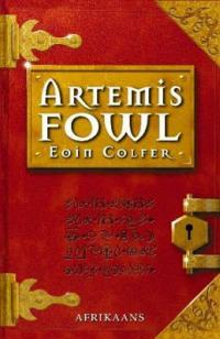 Artemis Fowl (Artemis Fowl, #1)  by  Eoin Colfer