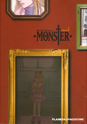 Naoki Urasawa's Monster, Volume 4 (Naoki Urasawa's Monster: Kanzenban, #4)