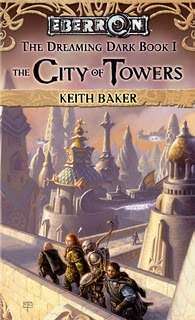 The City of Towers (Eberron: The Dreaming Dark, #1)