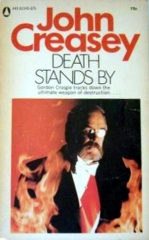 Death Stands (Department Z, #10) by John Creasey