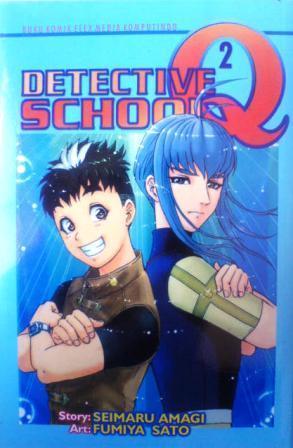 Detective School Q Vol. 2 Detective School Q 2