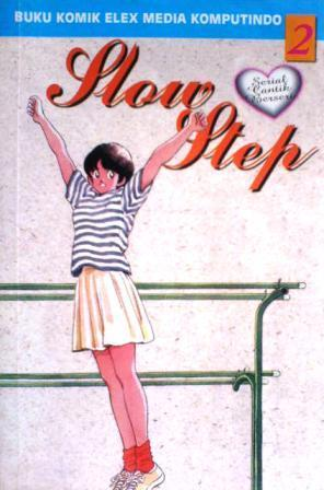 Slow Step Vol. 2  by  Mitsuru Adachi