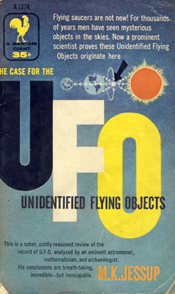 The Case for the UFO - Dr. M.K. Jessup