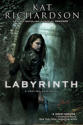 Book Review: Kat Richardson's Labyrinth