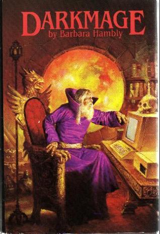 Darkmage (Windrose Chronicles, #1-2) Barbara Hambly