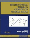 Density Functional Methods In Chemistry And Materials Science Michael Springborg