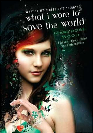 What I Wore to Save the World (Morgan Rawlinson, #3)