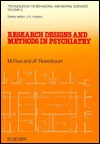 Research Designs and Methods in Psychiatry Maurizio Fava