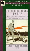 Seventeen Steps to 221b: A Sherlockian Collection  by  James Edward Holroyd
