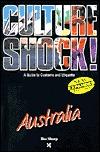 Culture Shock Australia Edition Ilsa Sharp